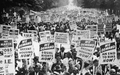 The Unfinished Work of the Civil Rights Movement