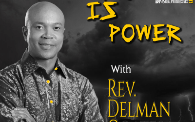 Knowledge is Power with Rev. Delman Coates 2.20.21