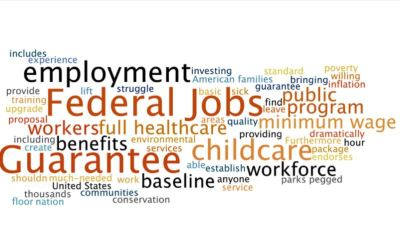 The Federal Job Guarantee – A Policy to Achieve Permanent Full Employment