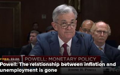 The Fed Chairman Says the Relationship Between Inflation and Unemployment Is Gone