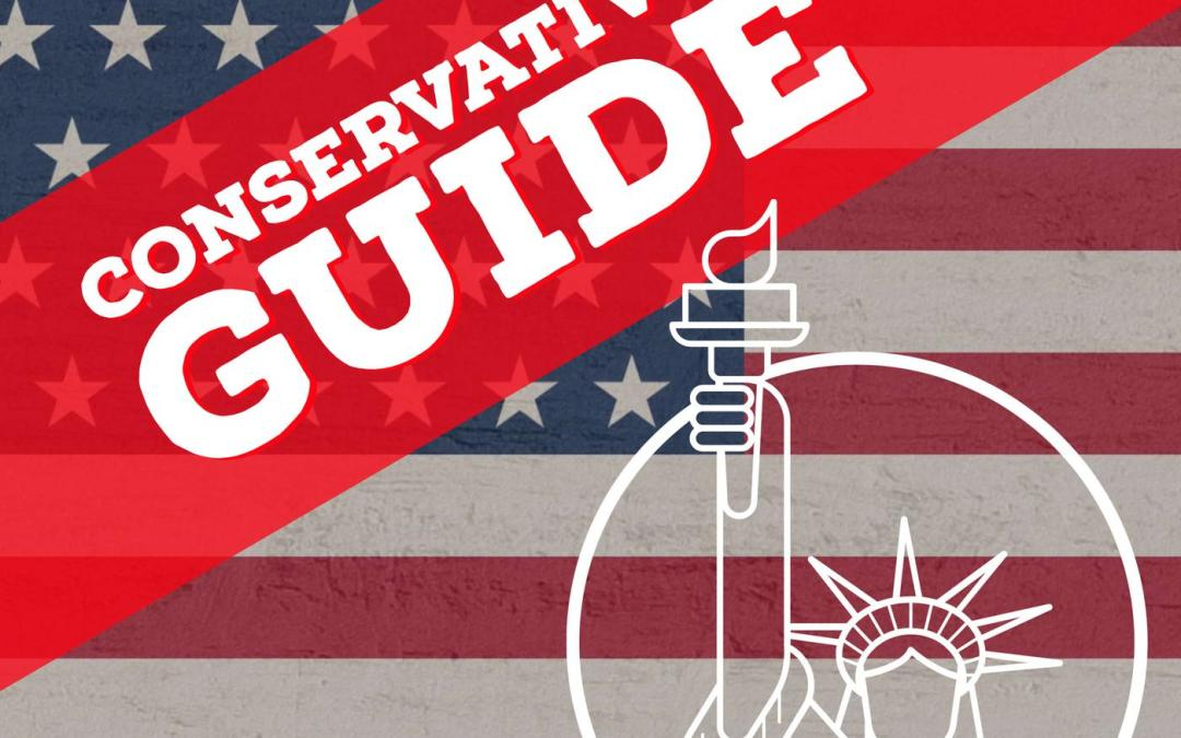 Conservatives' Guide to American Politics Today Podcast With Ed Bejarana. 8.10.21