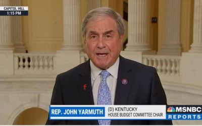The 'Debt Ceiling Is Stupid': Rep. Yarmuth